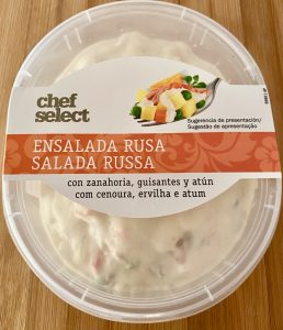 Ensaladilla rusa Chef Select.